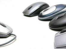 plusieurs souris d'ordinateur